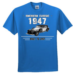 1947 American Classic - Built To Last - Ultra Cotton™ 100% Cotton T Shirt
