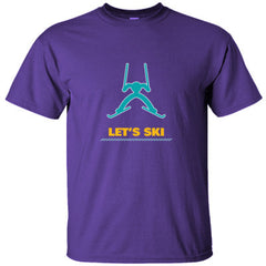 LET'S SKI COOL SHIRT - Ultracotton T-Shirt