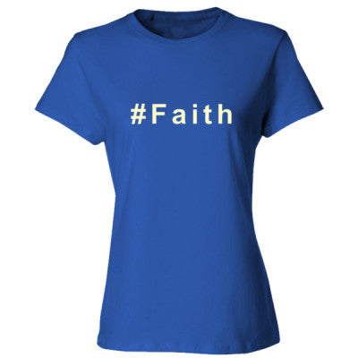 #Faith Women's T Shirt