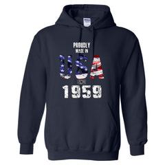 Proudly Made in USA since 1959 - Adult Hoodie