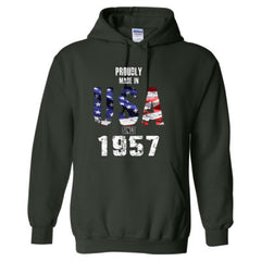 Proudly Made in USA since 1957 - Adult Hoodie