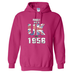 Proudly Made in UK since 1956 - Adult Hoodie