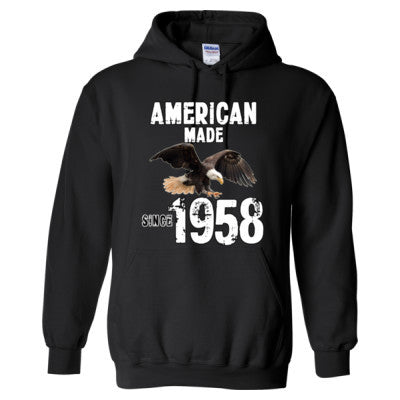 American Made since 1958 - Adult Hoodie