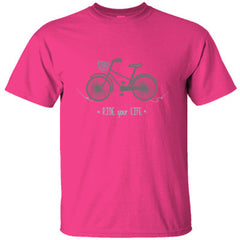 Ride Your Life Great Biking Shirt - Ultracotton T-Shirt