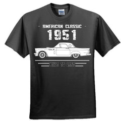 1951 American Classic - Built To Last - Ultra Cotton™ 100% Cotton T Shirt