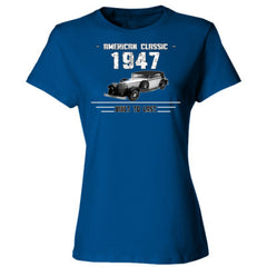 1947 American Classic - Built To Last - Ladies' 4.5 oz., 100% Ringspun Cotton nano-T® T-Shirt