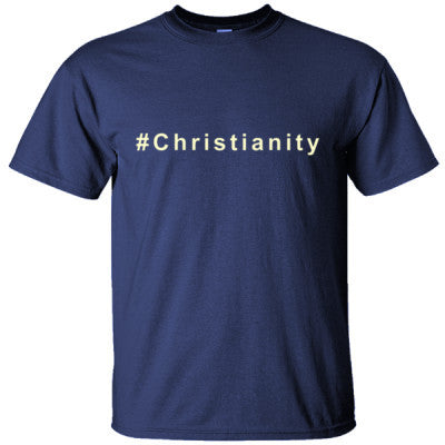 #Christianity T Shirt