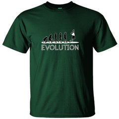 BASKETBALL EVOLUTION CRAZY GREAT FUNNY SHIRT - Ultracotton T-Shirt