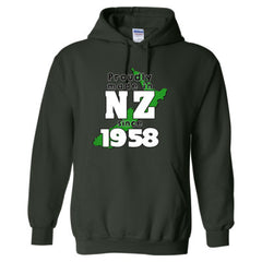 Proudly Made in NZ since 1958 - Heavy Blend™ Hooded Sweatshirt