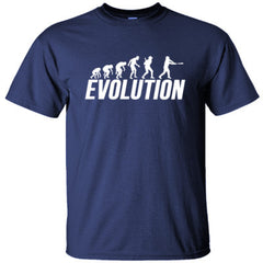 Baseball Evolution Tshirt