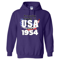 Proudly Made in USA since 1954 - Adult Hoodie