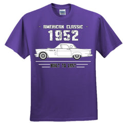 1952 American Classic - Built To Last - Ultra Cotton™ 100% Cotton T Shirt