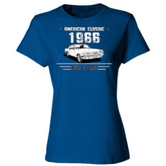 1966 American Classic - Built To Last - Ladies' Cotton T-Shirt