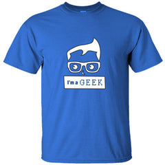 I'M A GEEK GREAT SHIRT - Ultracotton T-Shirt