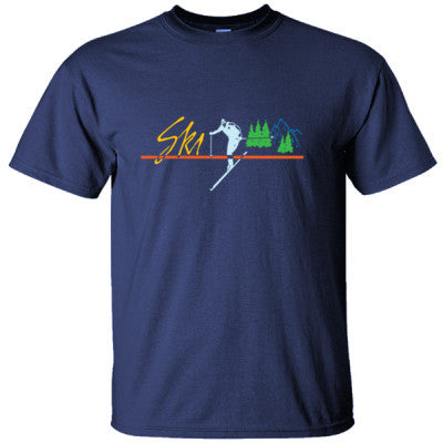 SKI GREAT COOL SHIRT - Ultracotton T-Shirt