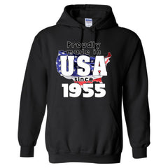 Proudly Made in USA since 1955 - Adult Hoodie