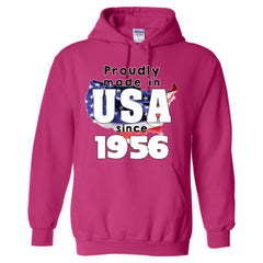 Proudly Made in USA since 1956 - Adult Hoodie