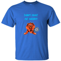 DON´T ANGRY ME GREAT TENNIS SHIRT - Ultracotton T-Shirt