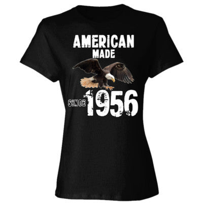 American Made since 1956 - Ladies' Cotton T-Shirt