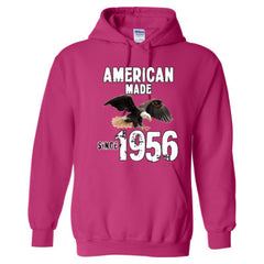 American Made since 1956 - Adult Hoodie