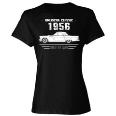 1956 American Classic - Built To Last - Ladies' 4.5 oz., 100% Ringspun Cotton nano-T® T-Shirt