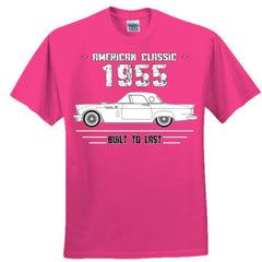 1955 American Classic - Built To Last - Ultra Cotton™ 100% Cotton T Shirt