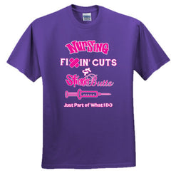 Nursing - Ultra Cotton™ 100% Cotton T Shirt