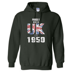 Proudly Made in UK since 1950 - Adult Hoodie