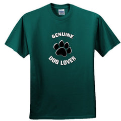Genuine Dog Lover - Ultra Cotton™ 100% Cotton T Shirt