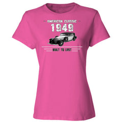 1949 American Classic - Built To Last - Ladies' 4.5 oz., 100% Ringspun Cotton nano-T® T-Shirt
