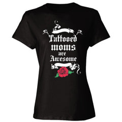 One for the Tattooed Moms  Shirt