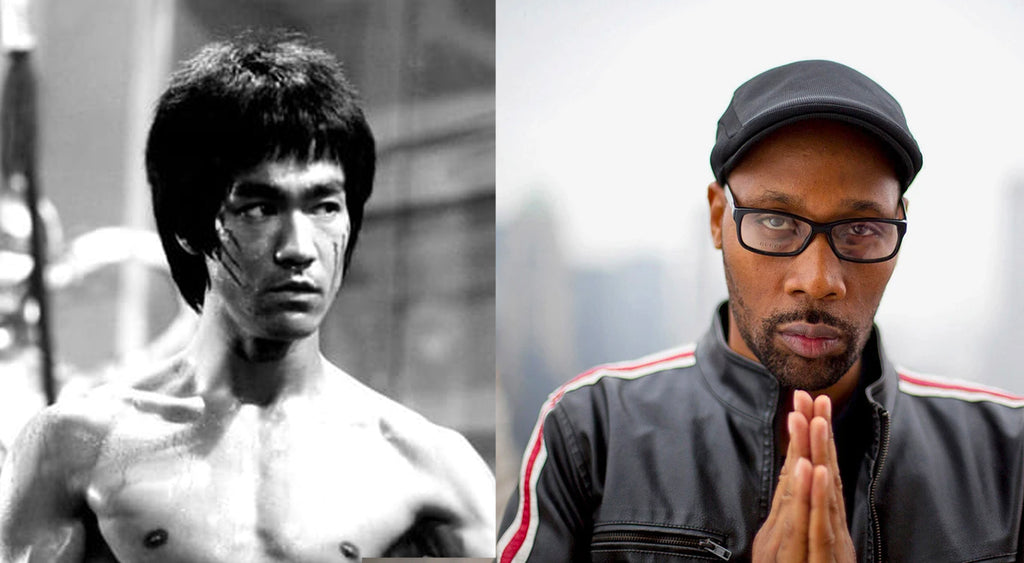 "RZA Returns With Bruce Lee Inspired Single ""Be Like Water"""
