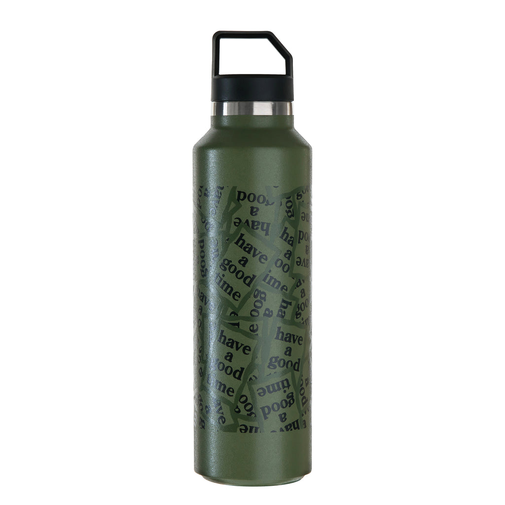 Fabrick x Have A Good Time Stainless Water Bottle