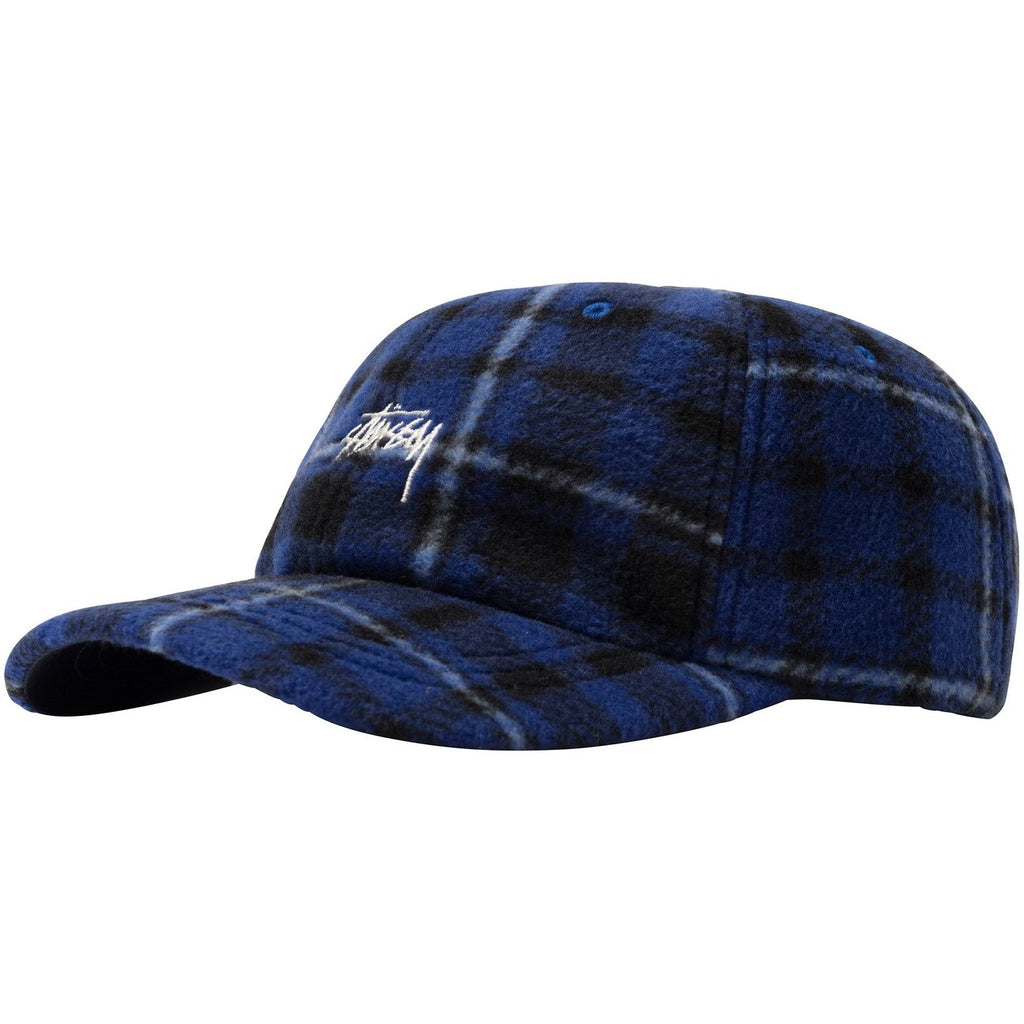 Stock Polar Fleece Low Pro Cap