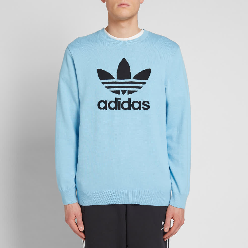 Have A Good Time x Adidas Game Knitwear