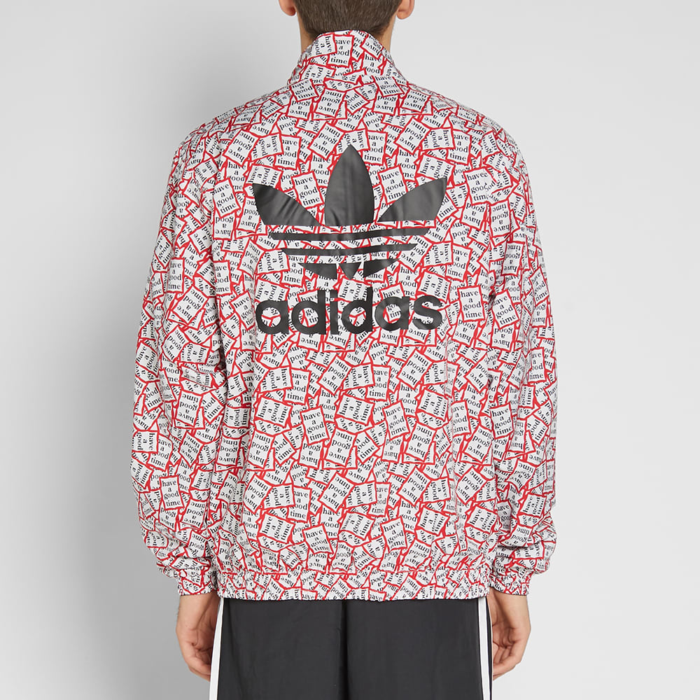 Have A Good Time x Adidas Reversible Track Top