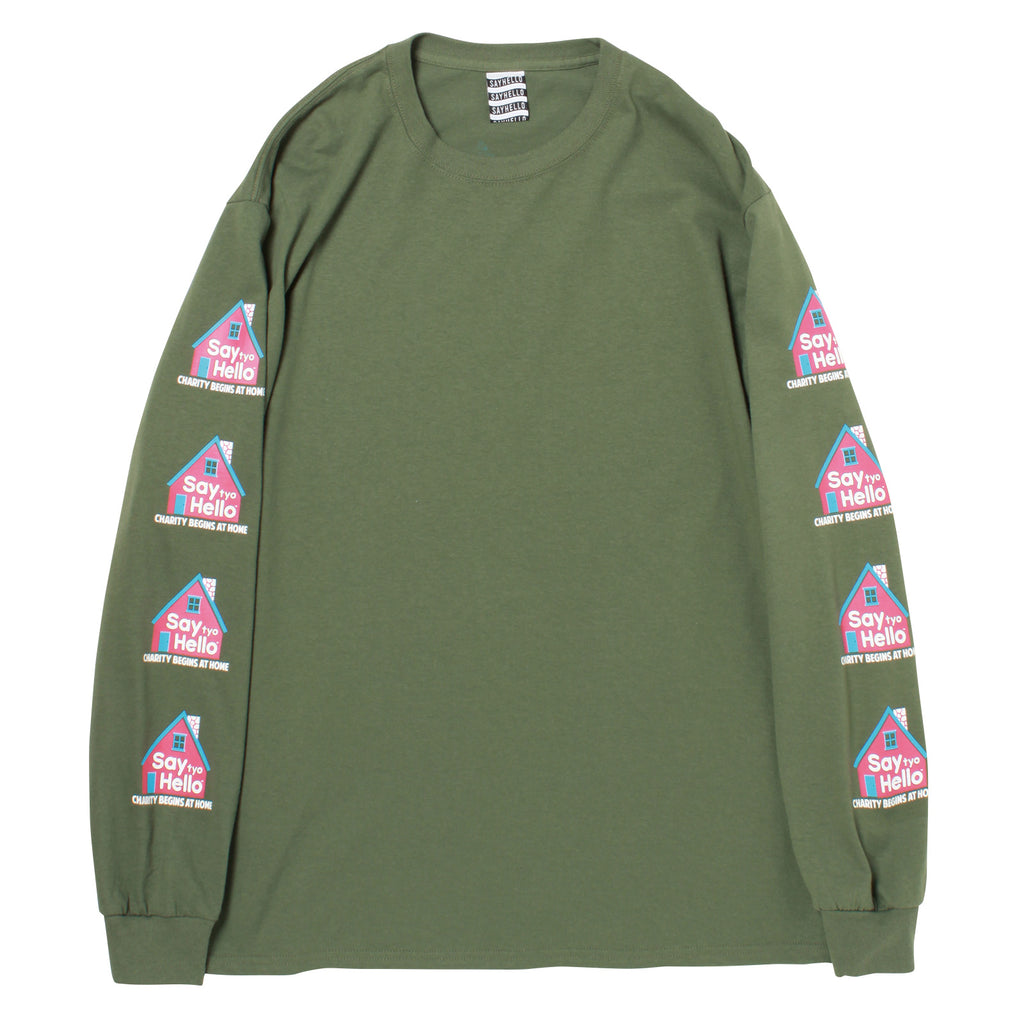 Dream House LS Tee