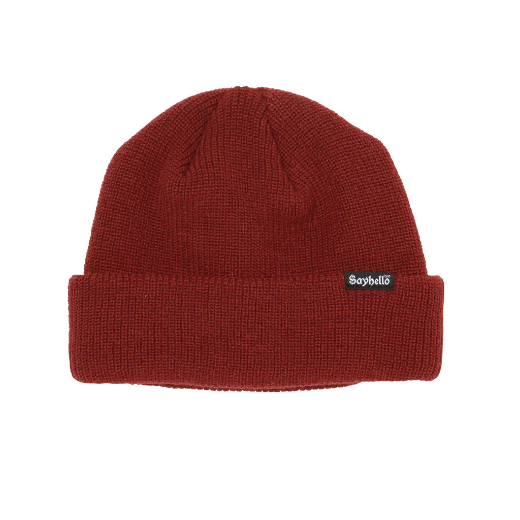 Cash-Logo Knit Cap
