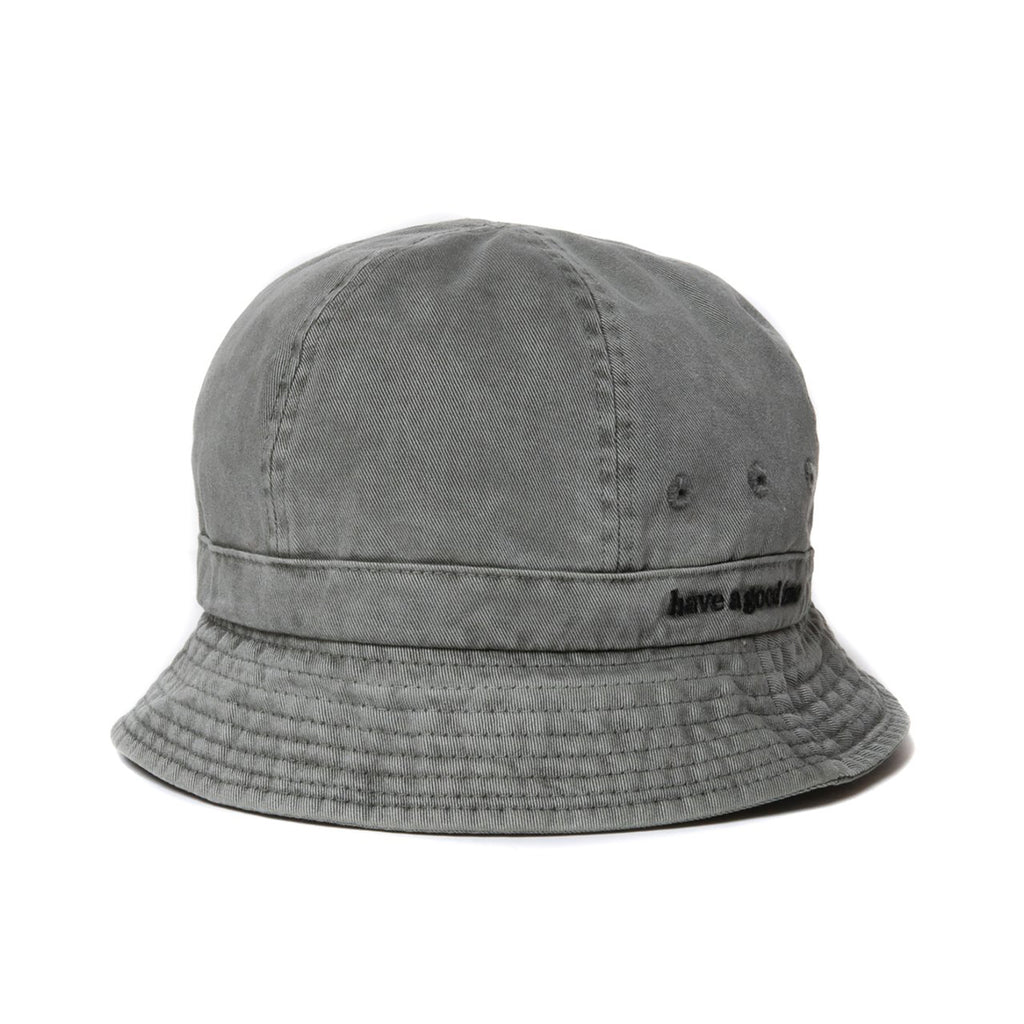Side Logo Bucket Hat