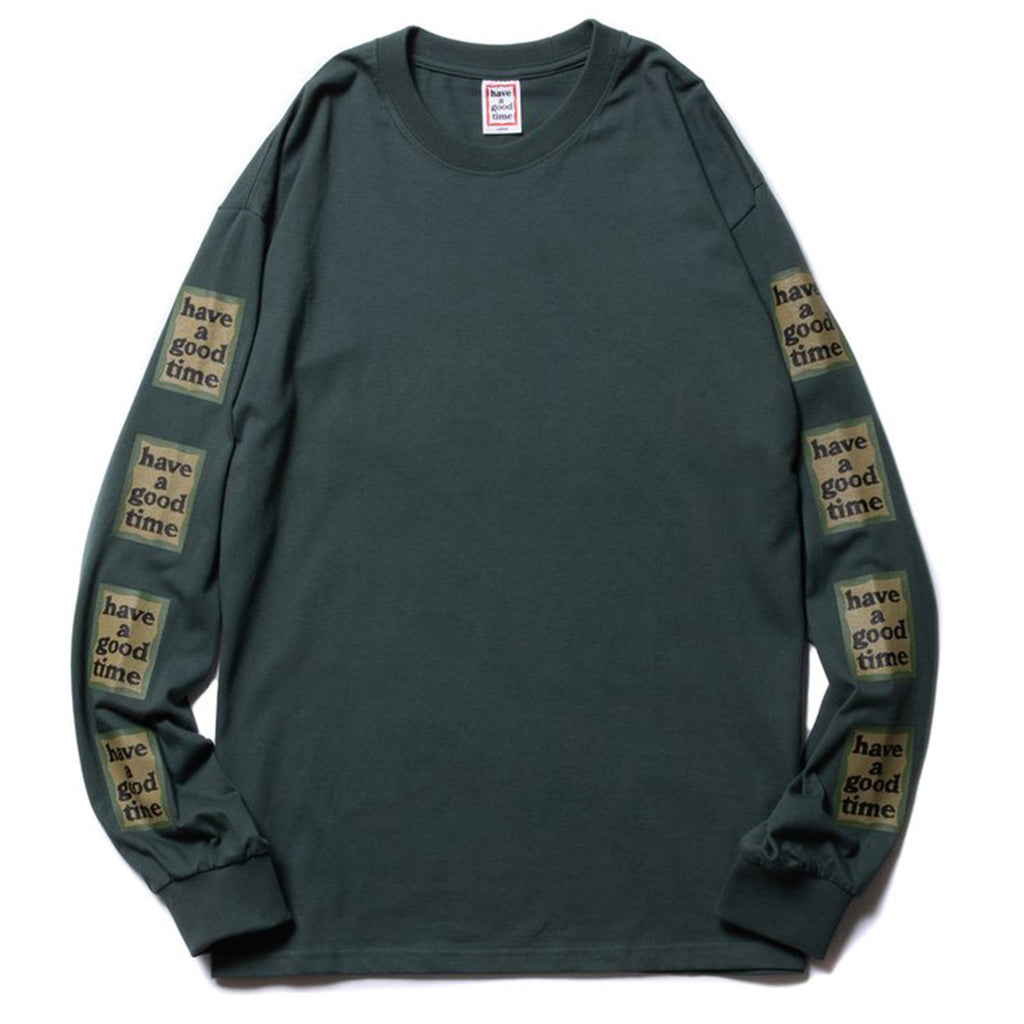 Arm Military Frame LS Tee