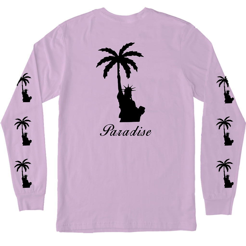 Liberty Palm LS Tee