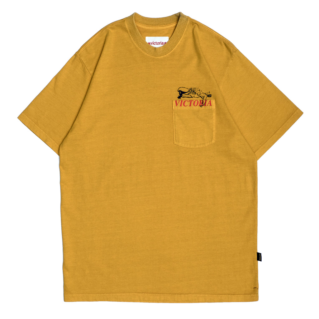Lion Pocket Tee