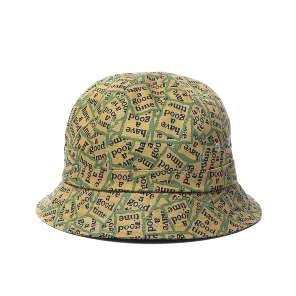 Military Frame Allover Bucket Hat