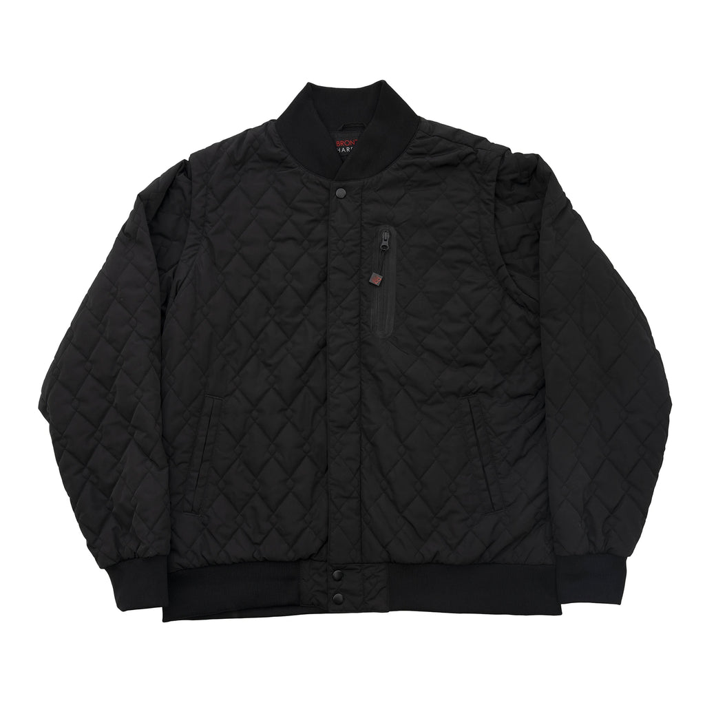 Hardware Bomber Jacket