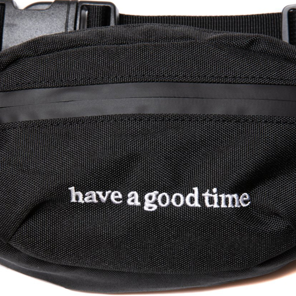 Side Logo Hip Bag