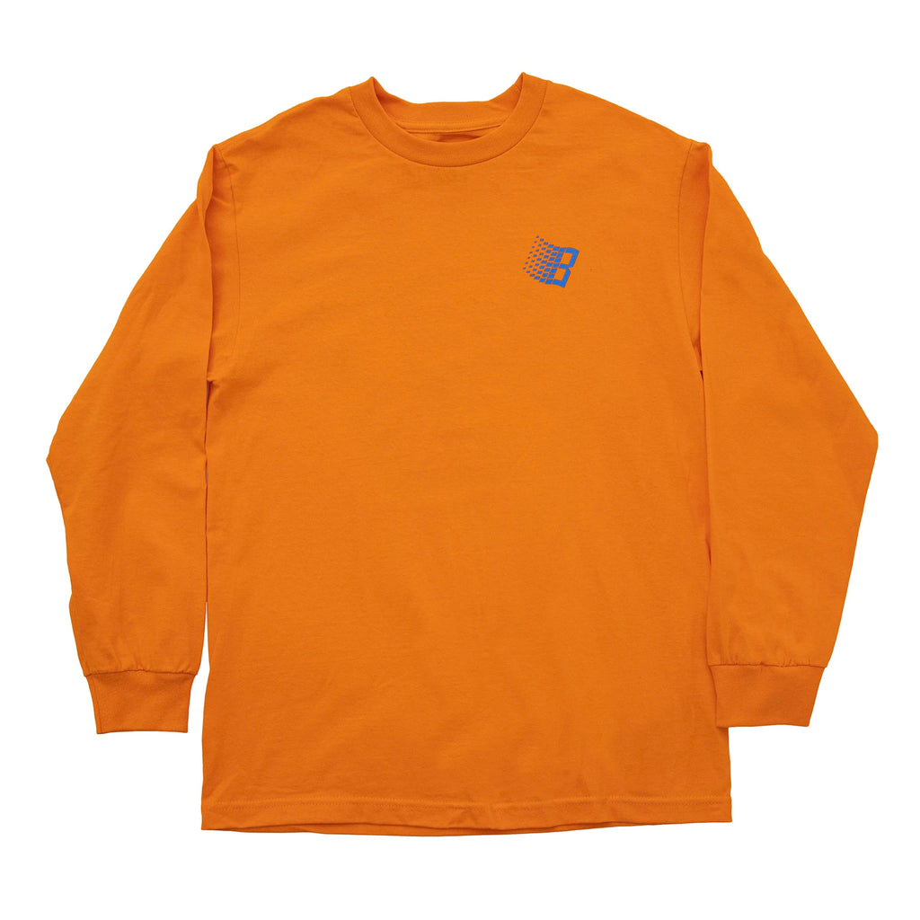 B Logo Buck Hunter Tree LS Tee