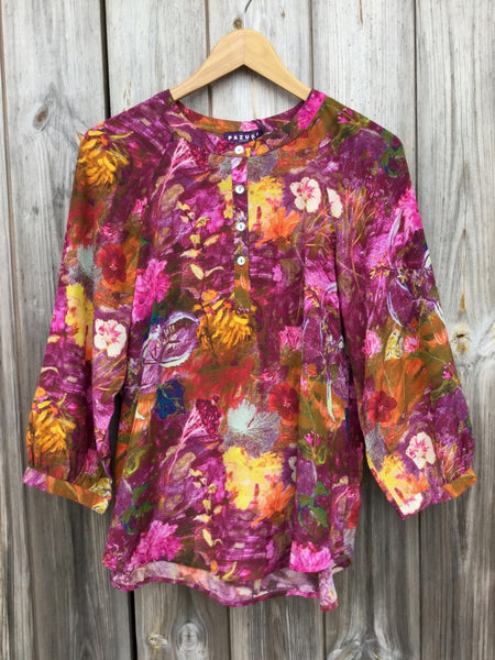 Pazuki Wildwood Tunic Shirt