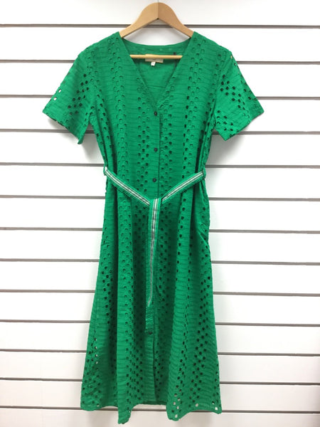 MKTstudio Runilin Dress Green