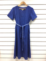 MKTstudio Runilin Dress Blue