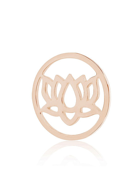 Daisy London Lotus Coin